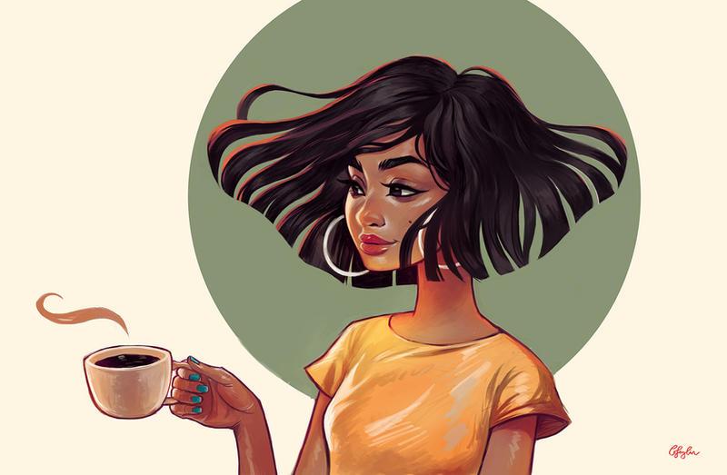 Cuban Coffee by BoFeng