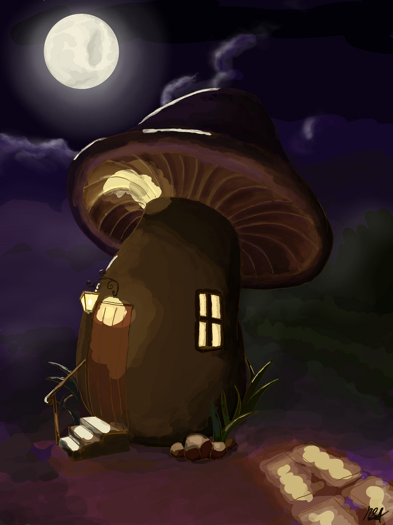 Sweet home by RSA91