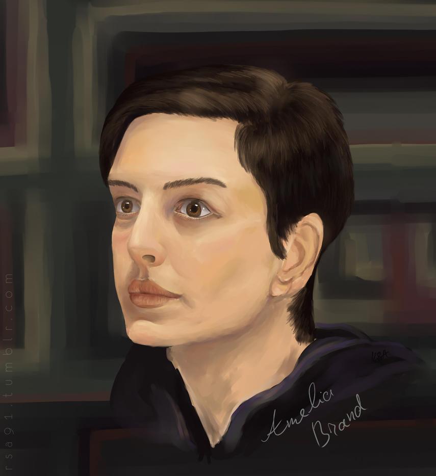 Amelia Brand by RSA91