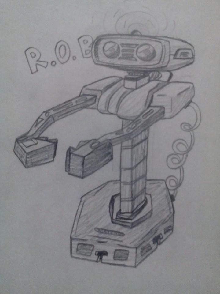 R.O.B. by Agentwolfman626