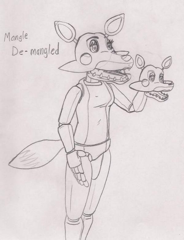 De-Mangled by Agentwolfman626
