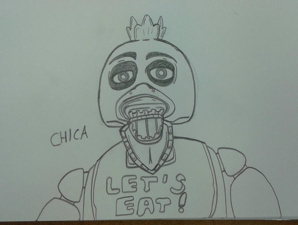 Chica 2 by Agentwolfman626