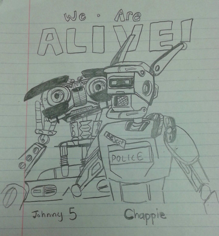 We Are Alive by Agentwolfman626