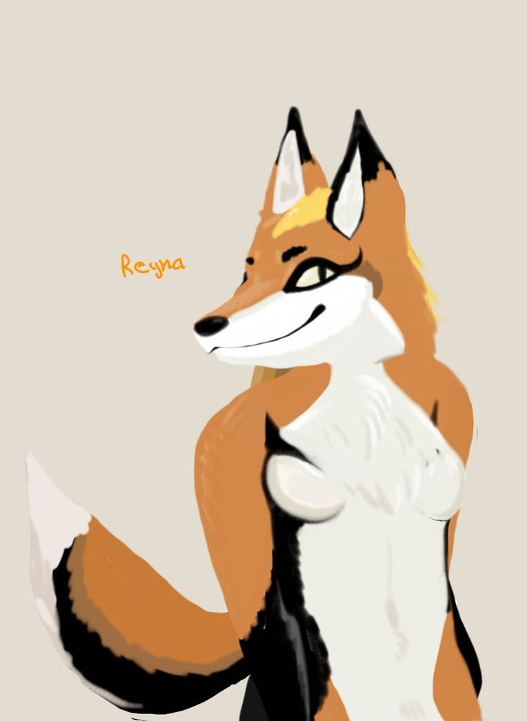 Reyna colored by Agentwolfman626