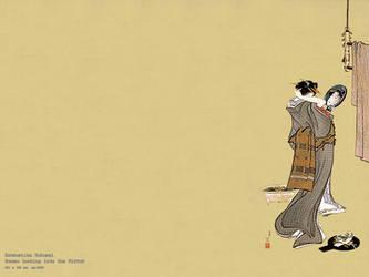 Japanese prints  Hokusai 1 by wpa