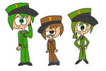 TtTE: Humanized Favorite Thomas Characters
