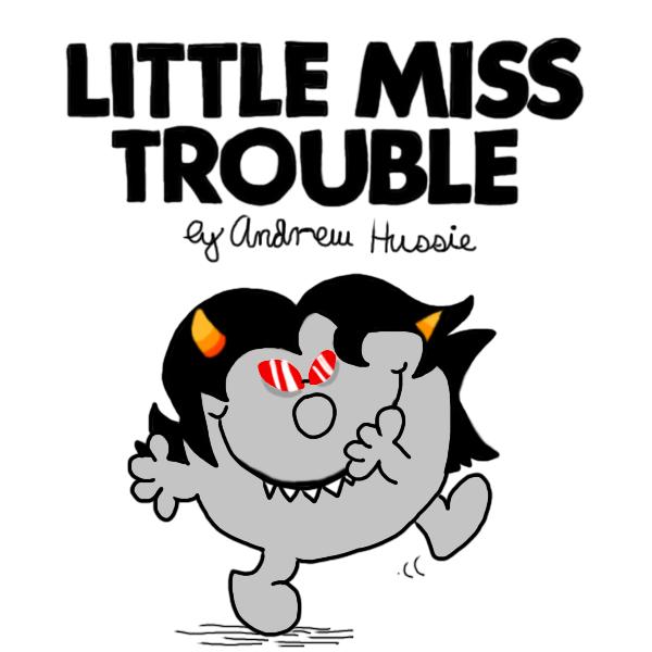 HSxMMLM: Trouble Terezi by ZootyCutie