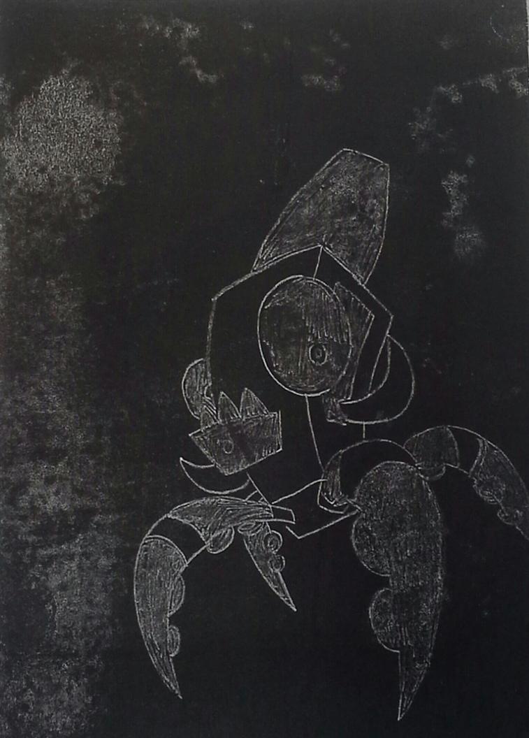 Mxls: Tentro Inkprint by ZootyCutie