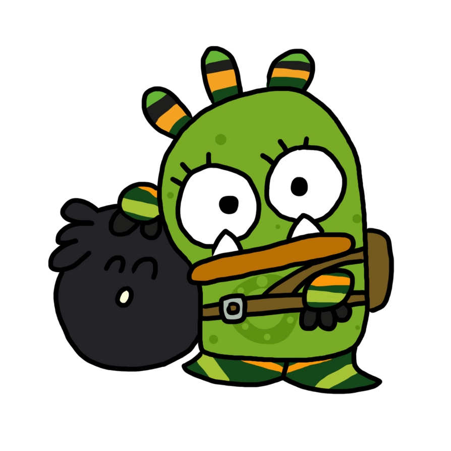 QQxHKaF: Shuma-ngyodon by ZootyCutie