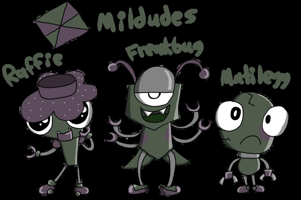 Mxls: Mildudes by ZootyCutie