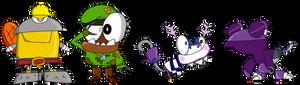 MxlsxHTF: Mixel Tree Friends 3