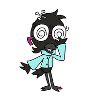 Rbto: Dr. Crowstein by ZootyCutie