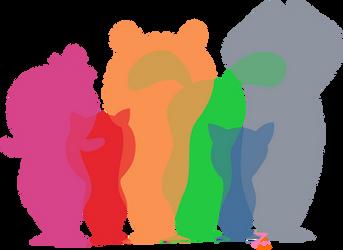 Ud: Uglydolls Rainbow