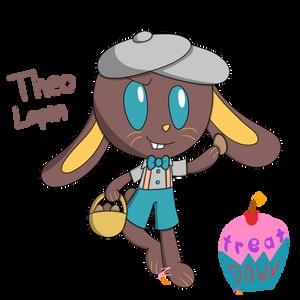 TD: TreatDown Contestant - Theo Lapin