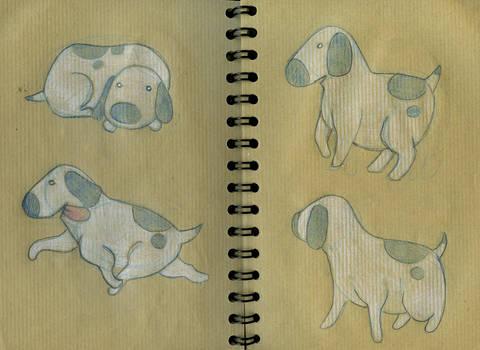 Une vie de chien - Dog 01