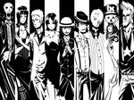 One Piece Three Piece