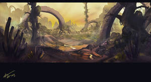 Forgotten Planet 2.0