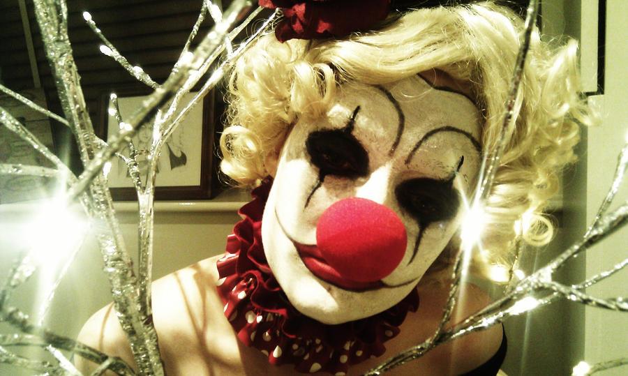 Sad Clown Makeup! by AnimeQuinn on DeviantArt