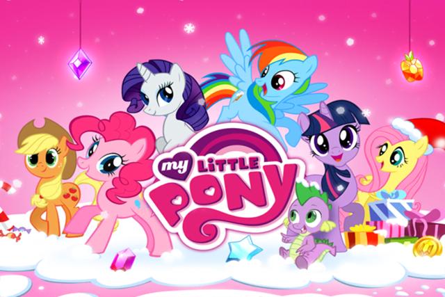 My Little Pony by FluttershyPony4444