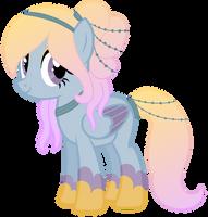 Custom Cloud Pony #2 by FluttershyPony4444