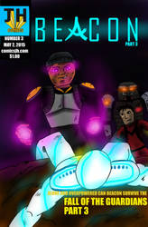 Beacon #3 Cover Art by comicsjh