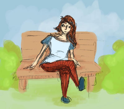 Bench by Willowstream