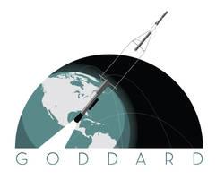 Robert Goddard Identity by ka-graphicdesign