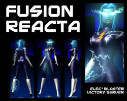 Fusi in Body Suit by Fusi-Reacta