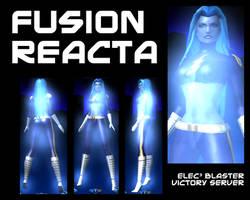 Fusi's main costume by Fusi-Reacta