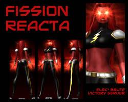 Introducing Fission Reacta by Fusi-Reacta