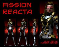Fission Reacta - Human form by Fusi-Reacta