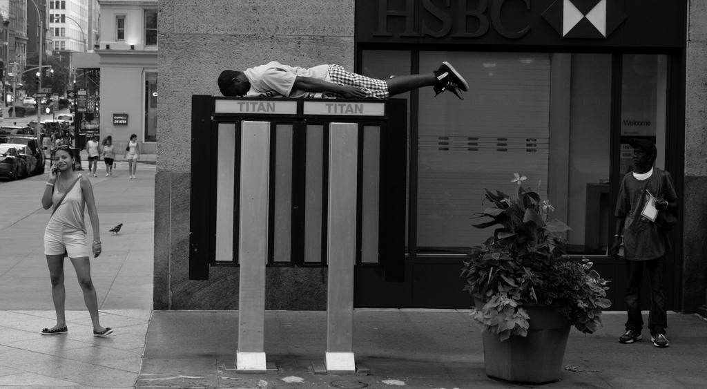 Titan plank by Afrosoul4eva