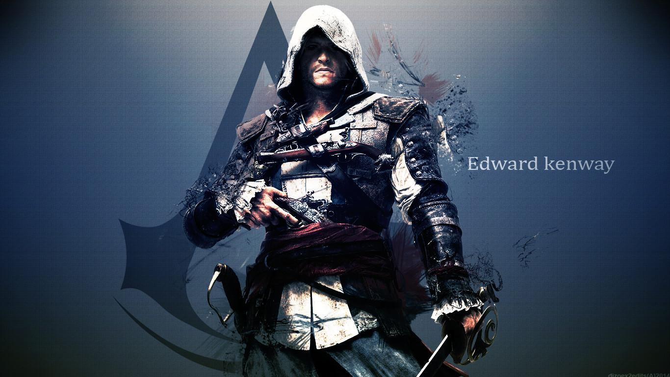 Assassins creed 4 edward kenway hd wallpaper by dizoex2 on deviantart assassins creed 4 edward kenway hd wallpaper by dizoex2 voltagebd Choice Image