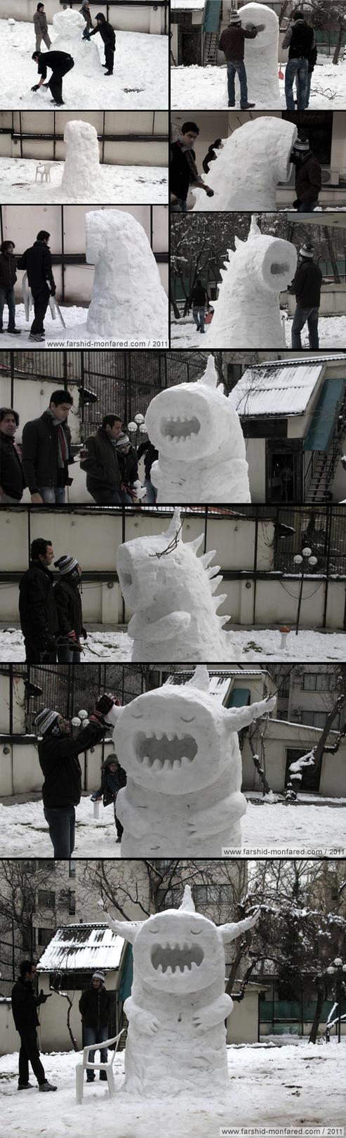 SnowPalasht by farshidf