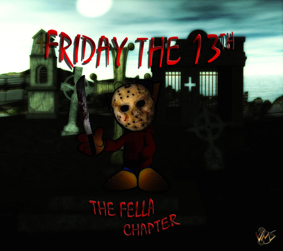 Friday the13 the Fella chapter by Amazingswordarts