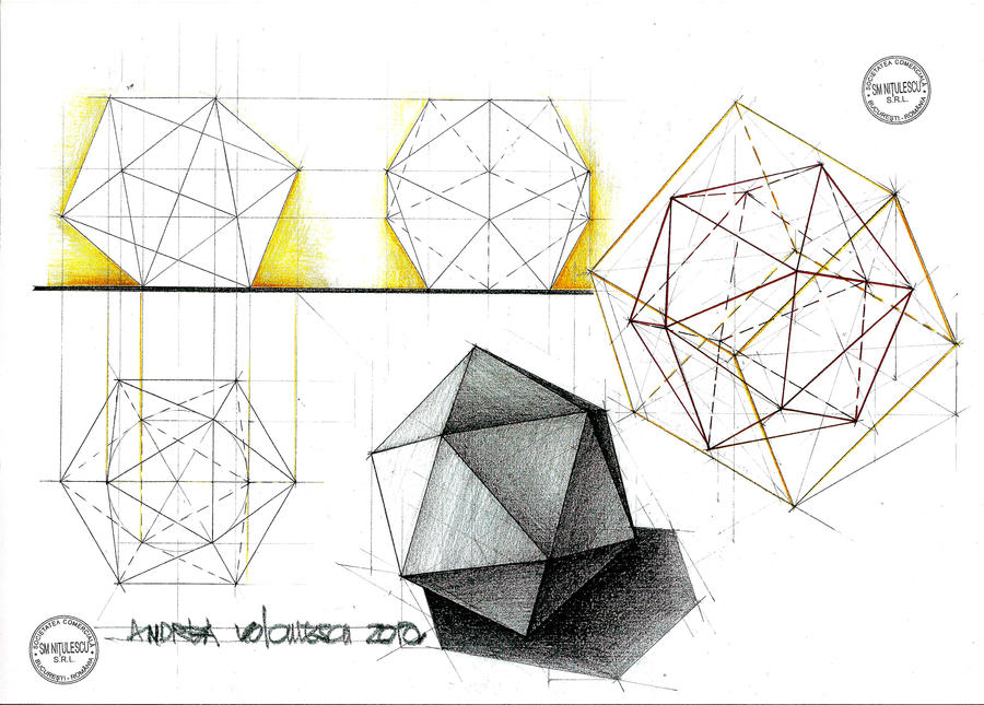 Icosahedron By Dedeyutza On DeviantArt