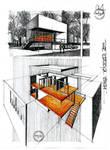 House by Arh. Horia Creanga