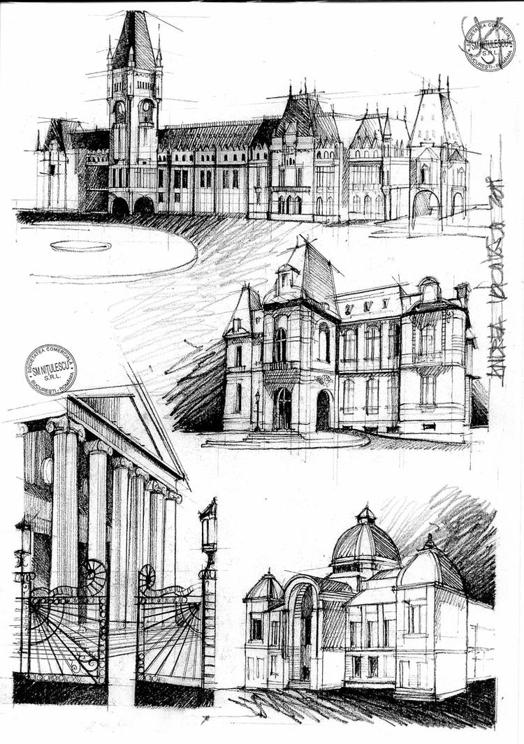 Greek Architecture Drawing   www.imgkid.com - The Image ...