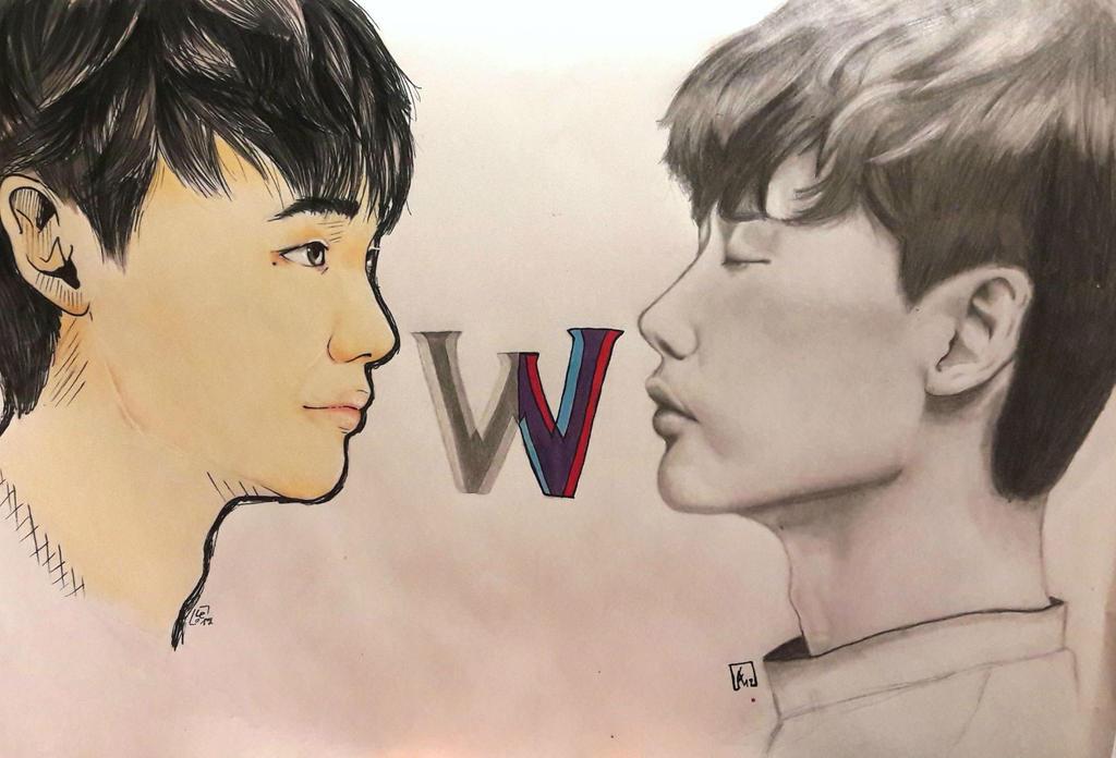W Kang Chul Fanart by AneoFluff
