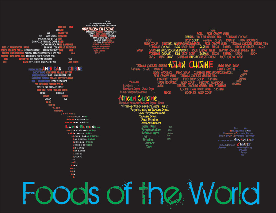 A Quintet Of Cuisines Foods Of The World Download Pdf