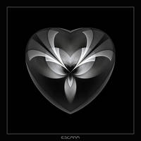 Black_and_White Heart