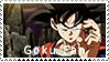 Goku Fan Stamp