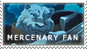Mercenary Fan Stamp by Rage-Warrior