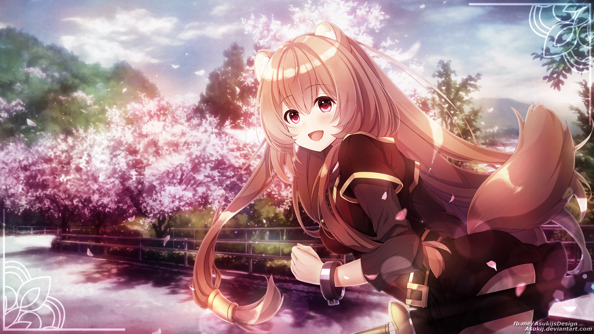 Wallpaper Raphtalia By Asukij On Deviantart