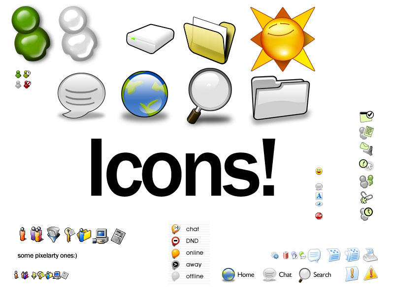 Icons by acous