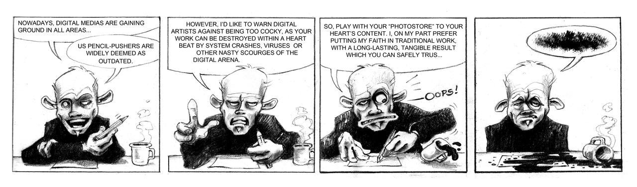 Comic strip I