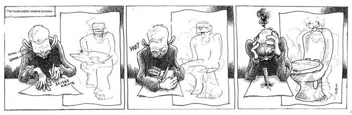 Comic strip II