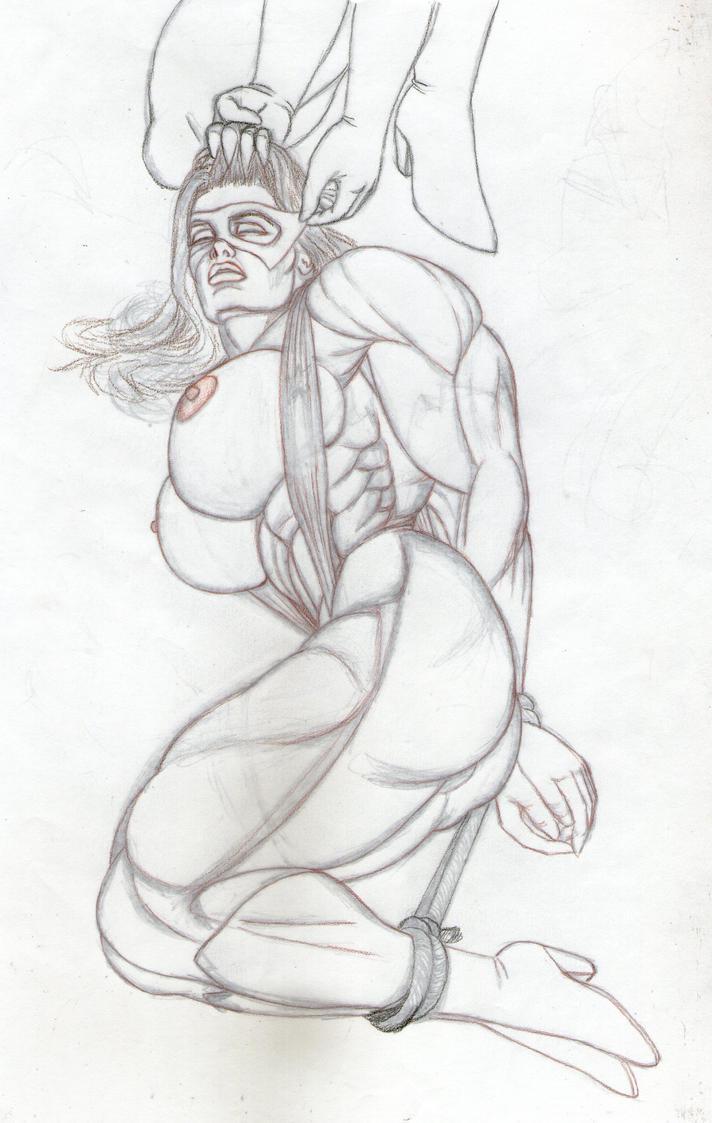 De-Masked Sketch by hqadd