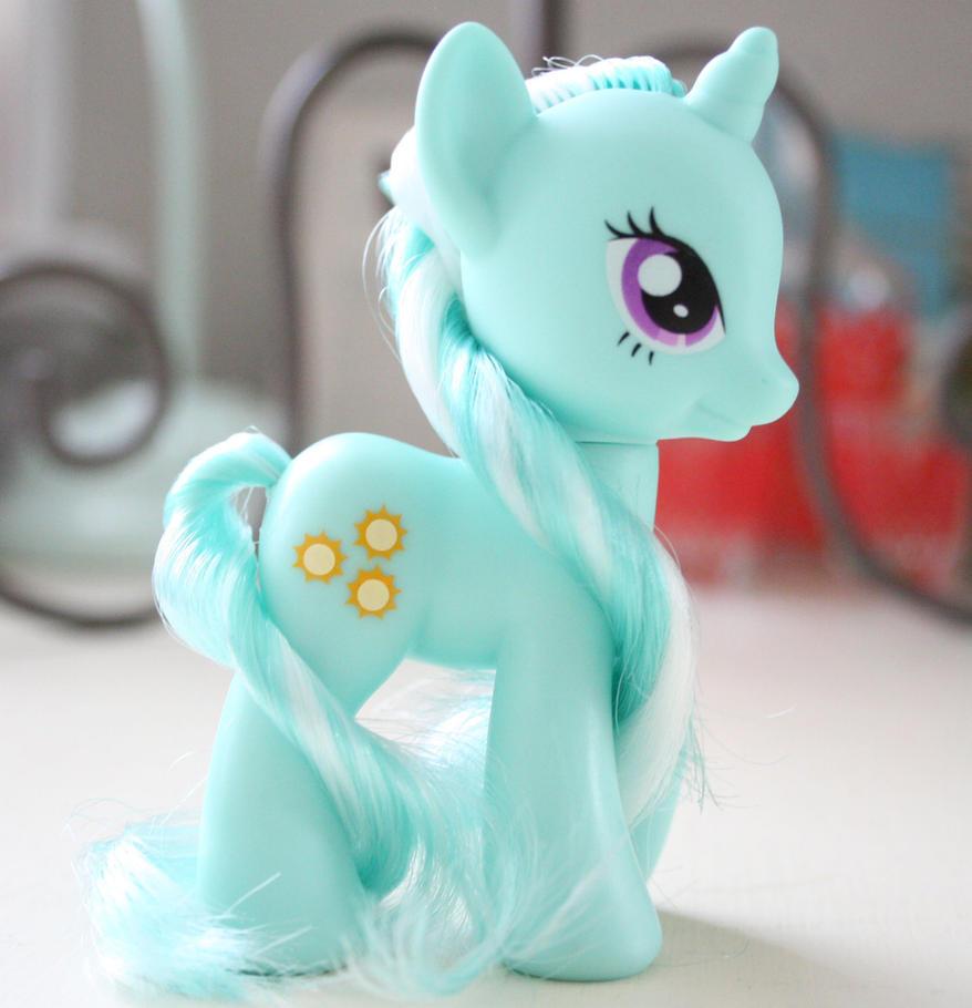 Lyra Heartstrings x Sunny Rays by PinkiePirates