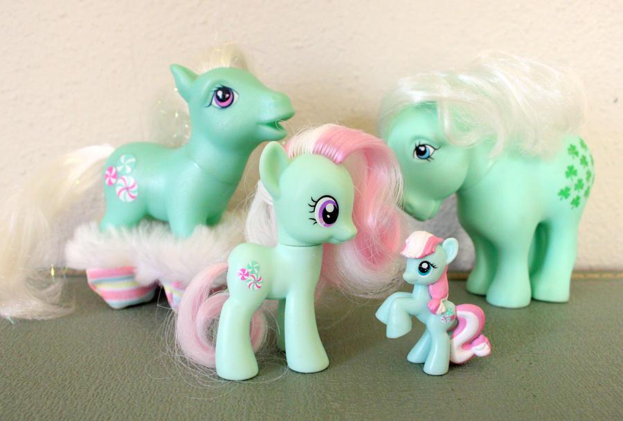 Minty Party by PinkiePirates